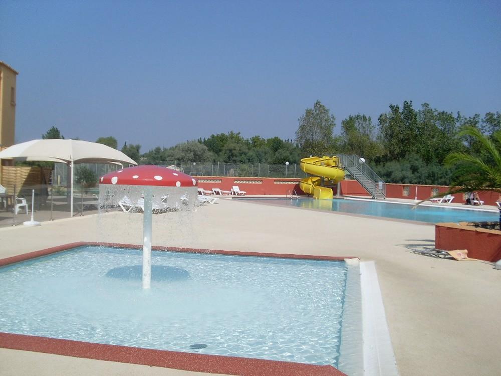 Camping avec piscine chauff e palavas for Camping palavas les flots avec piscine